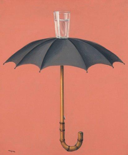 Magritte ░ Les Vacances de Hegel