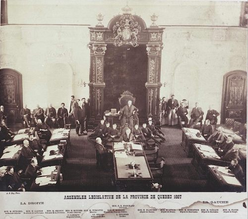 assemblée nationale 1887