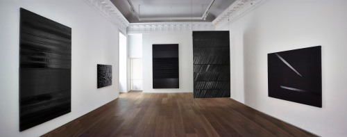 soulages NY-galerie-Perrotin-Levy-rdc