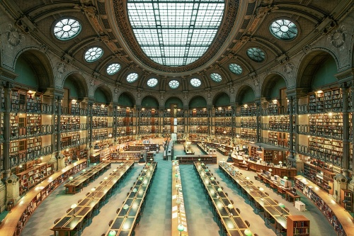 bibliothèque nationale