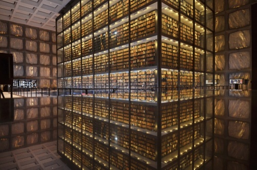 The Beinecke Rare Book & Manuscript Library, New Haven, USA